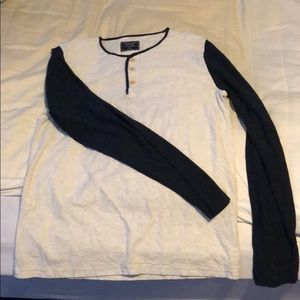 Abercrombie and Fitch long-sleeve shirt